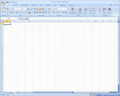 Introduction to Microsoft Excel 2010 and its components