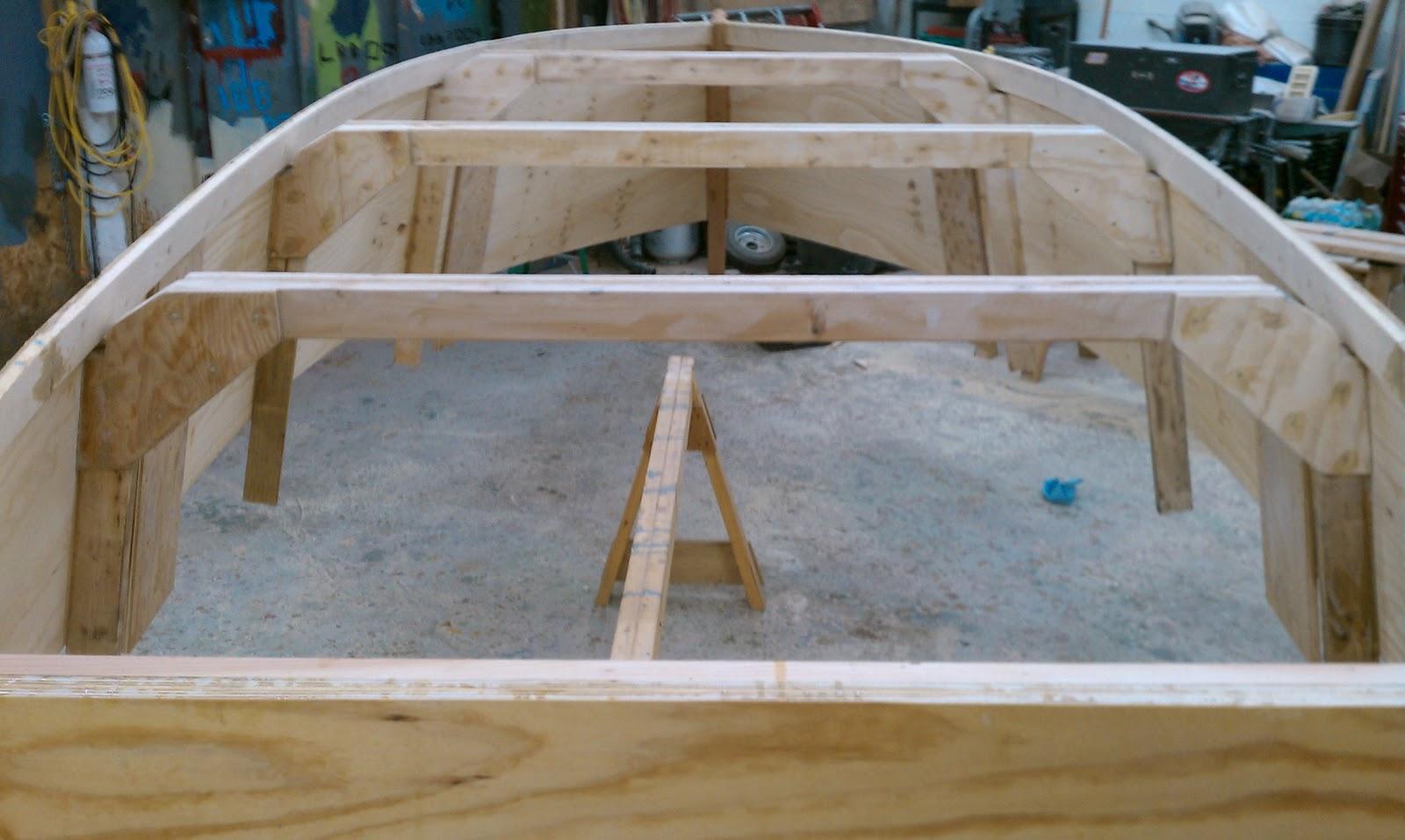 Build A Skiff Chine Logs