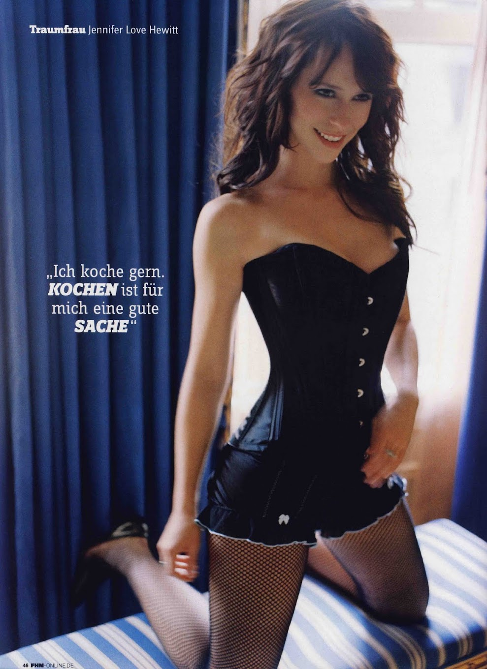Jennifer Love-Hewitt