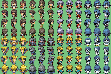 RPG Maker VX Resources 2