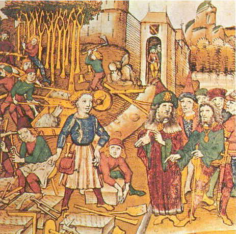 Medieval Europe And The Renaissance