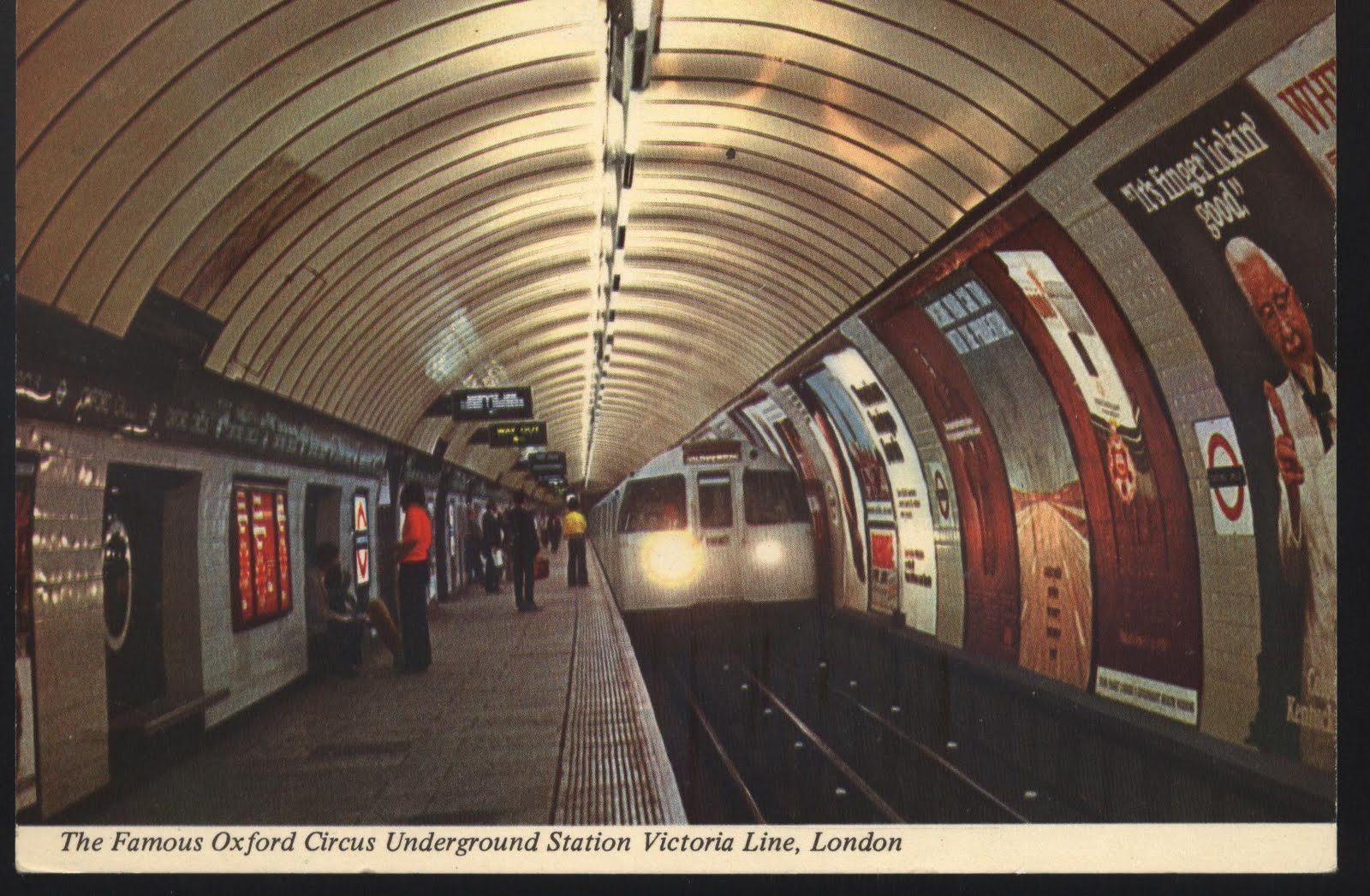 12 - The Victoria Line's really big 50th birthday!