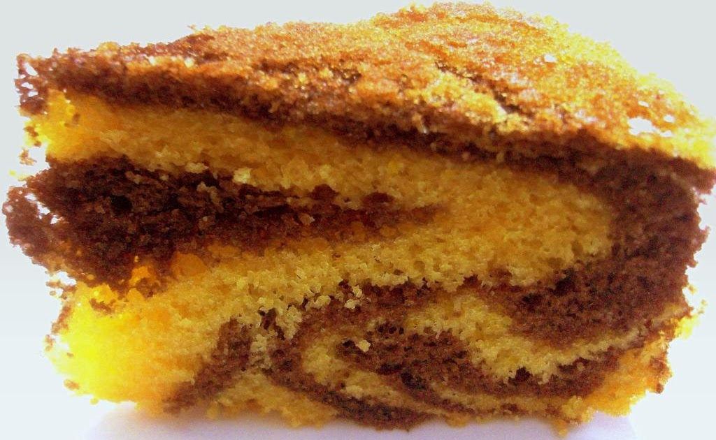 Easy Chocolate Orange Sponge Cake Recipe