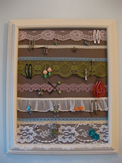 Pinstrosity: Droopy Earring Holder