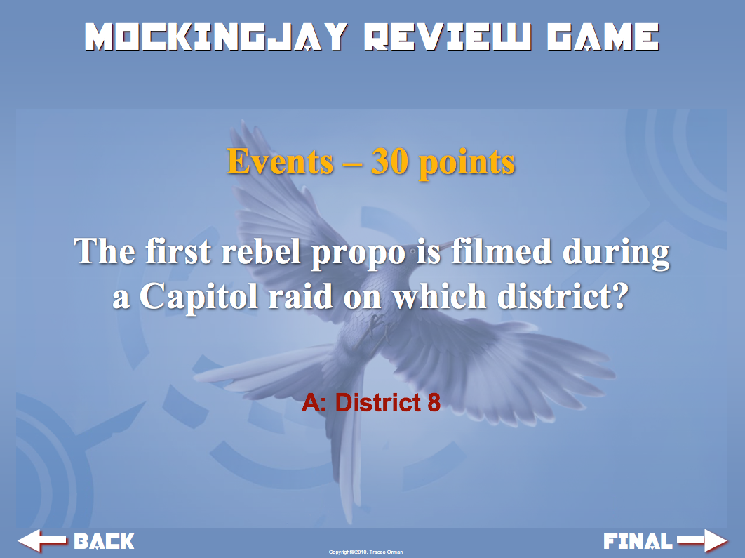 Mockingjay Review Questions Movies Dvdrip