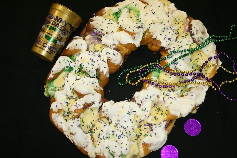 Best King Cake Randazzo