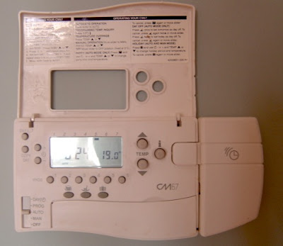 mending things: Great Gadgets : Honeywell CM67 programmable