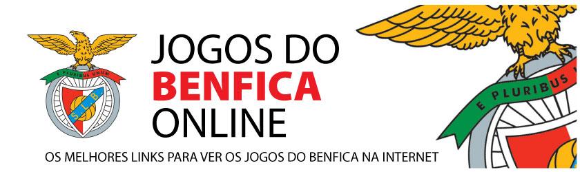 Benfica jogo online