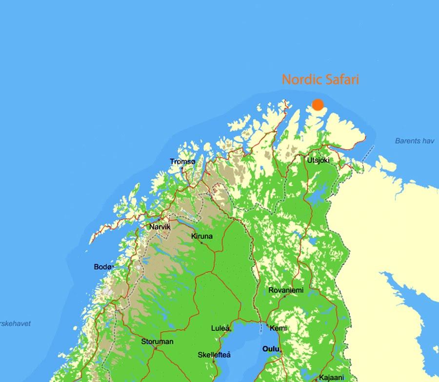 karta nordnorge Mieko Fiskeblogg: Ny Havsfiskecamp karta nordnorge