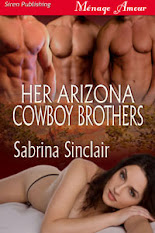 Her Arizona Cowboy Brothers