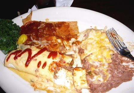 Abuelos Restaurant Menu