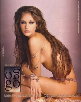 Assured, miss venezuela nude