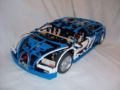 stevenmilner cool lego bugatti veyron. Black Bedroom Furniture Sets. Home Design Ideas