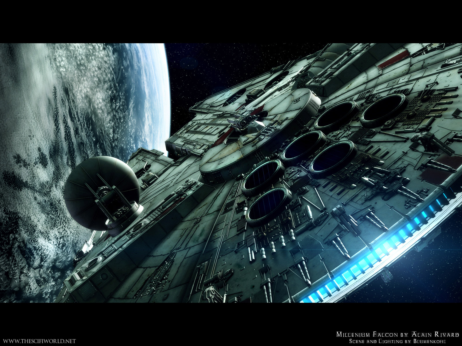 Star Wars Wallpaper Pictures - Go To The World...