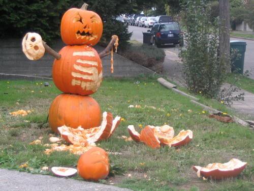 murder pumpkin