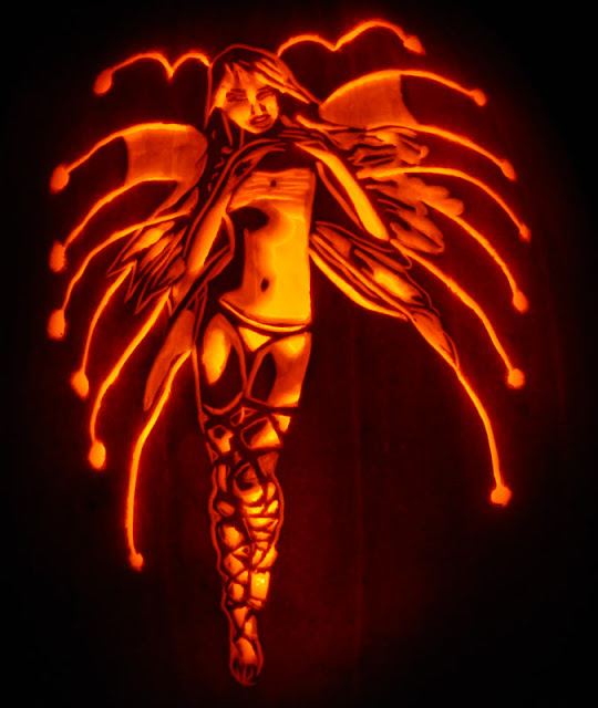 Cool halloween pumpkin jack o lanterns designs