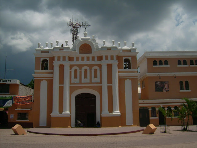 Iglesia Concepción - Villa Nueva
