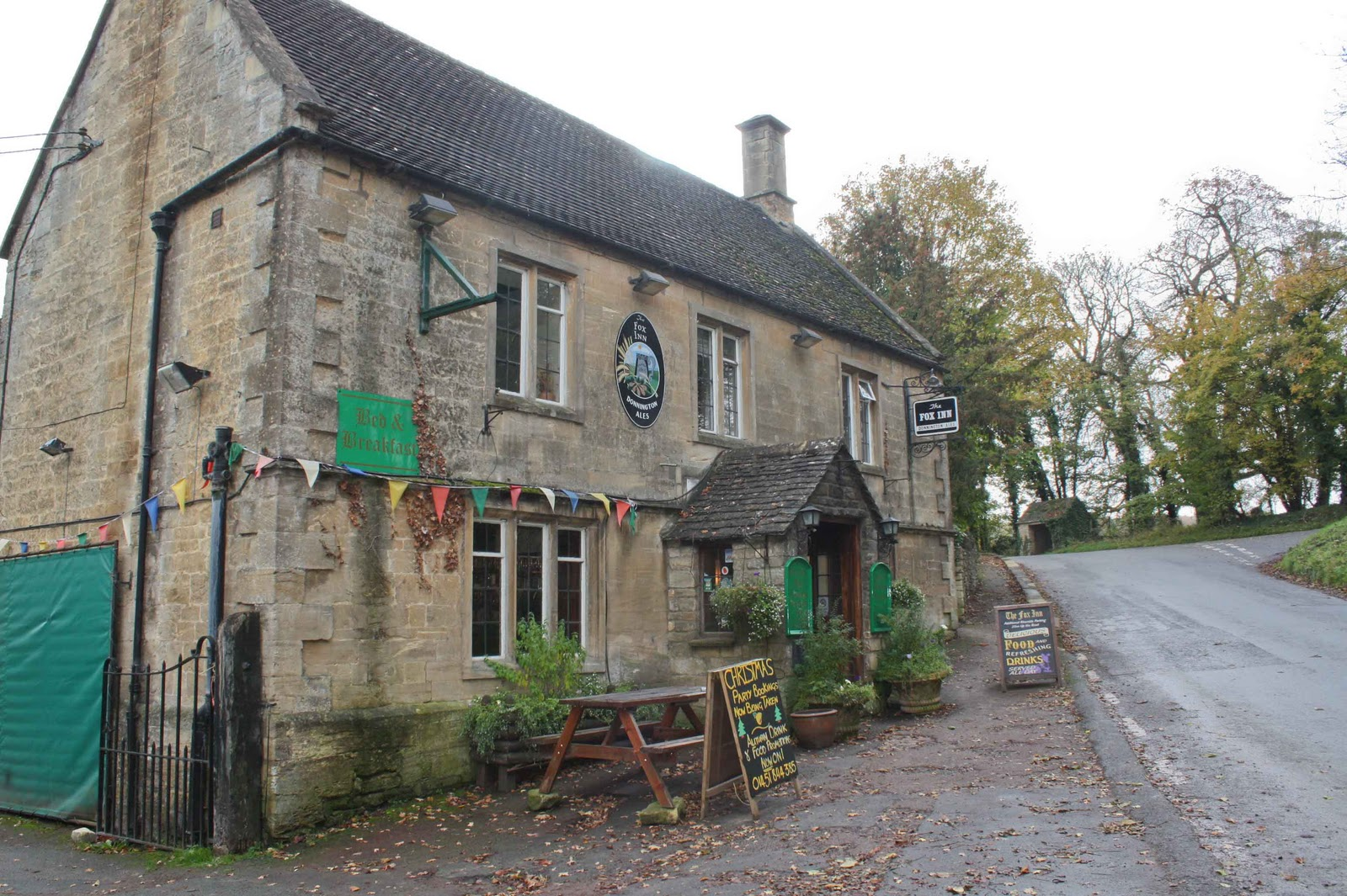 The Fox, Great Barrington
