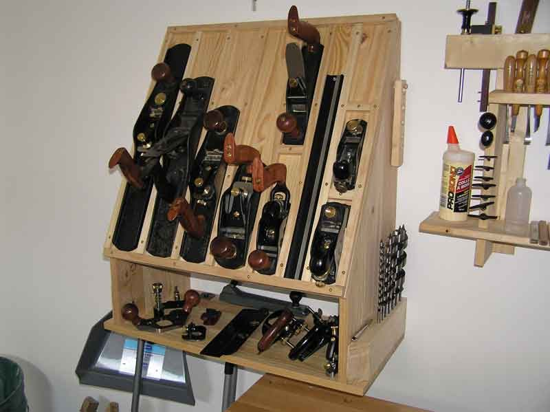 If Only You Wood Plane Till