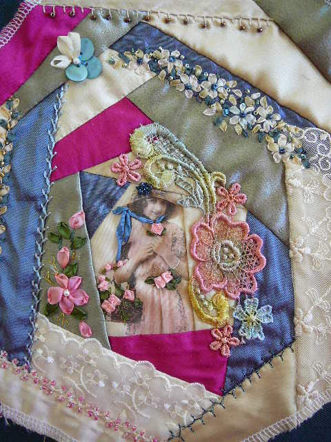 Baker Embroidery Judith Montano Ribbon 171 Embroidery Amp Origami