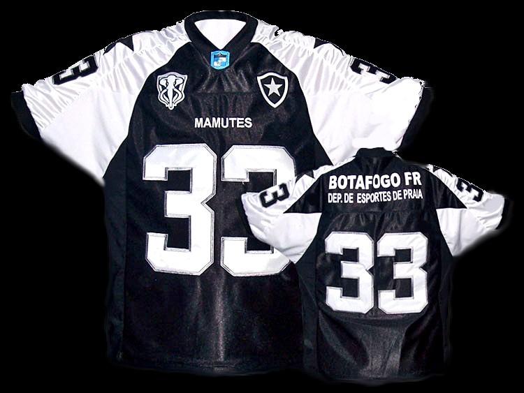 6ebeaaf856 Camisas Botafogo Mamutes