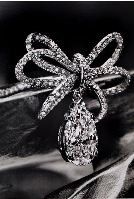 Lizc Jewelry Chanel S Boucle De Diamant S Ring
