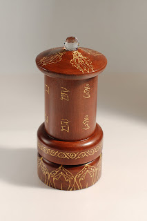 TABLETOP PRAYER WHEEL