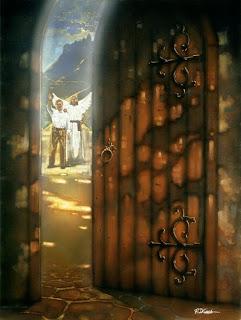 Heaven's Door by Ron DiCianni