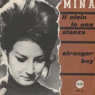 Mina 1965 np il cielo in una stanza stranger boy for Il cielo in una stanza autore