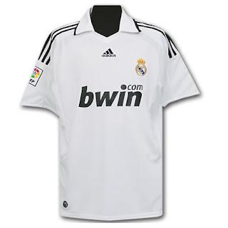 Actualidad Real Madrid  Equipación 2008 09 57ca64764c9d2