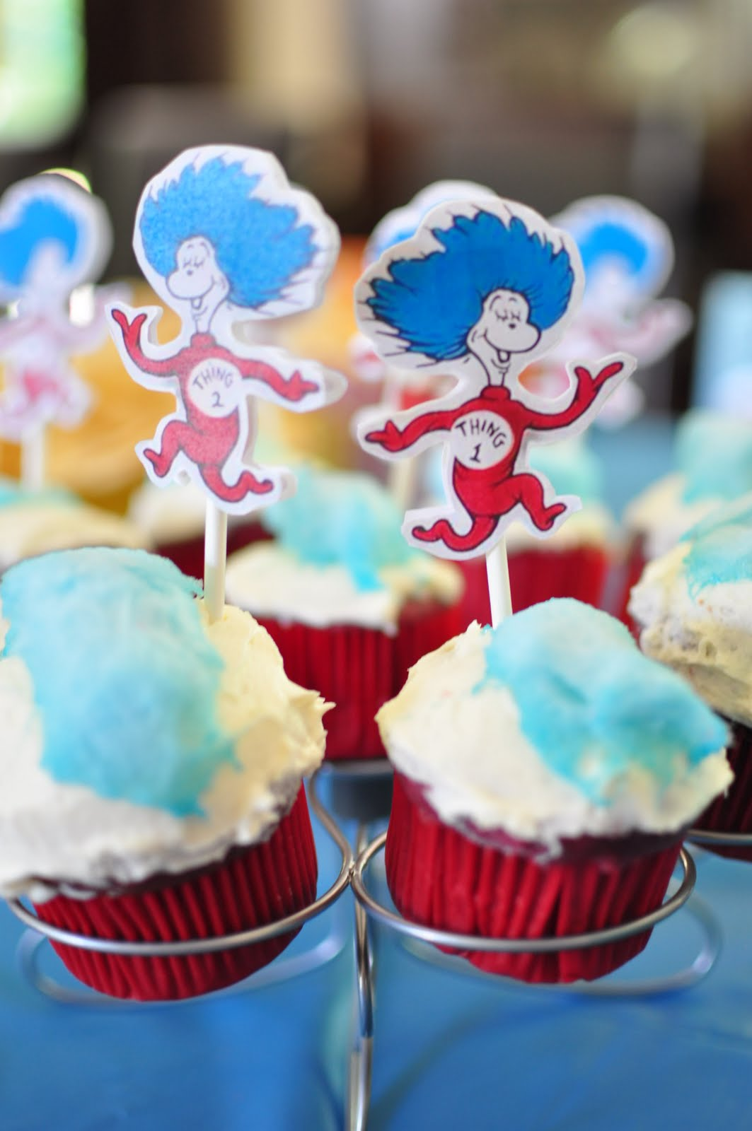 Cafe Mirecki Dr Seuss Theme Baby Shower