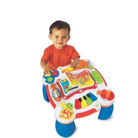 Baby Toys Review Baby Toys Busy Zoo Activity Center
