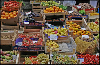 Photo Blog: Palermo Market