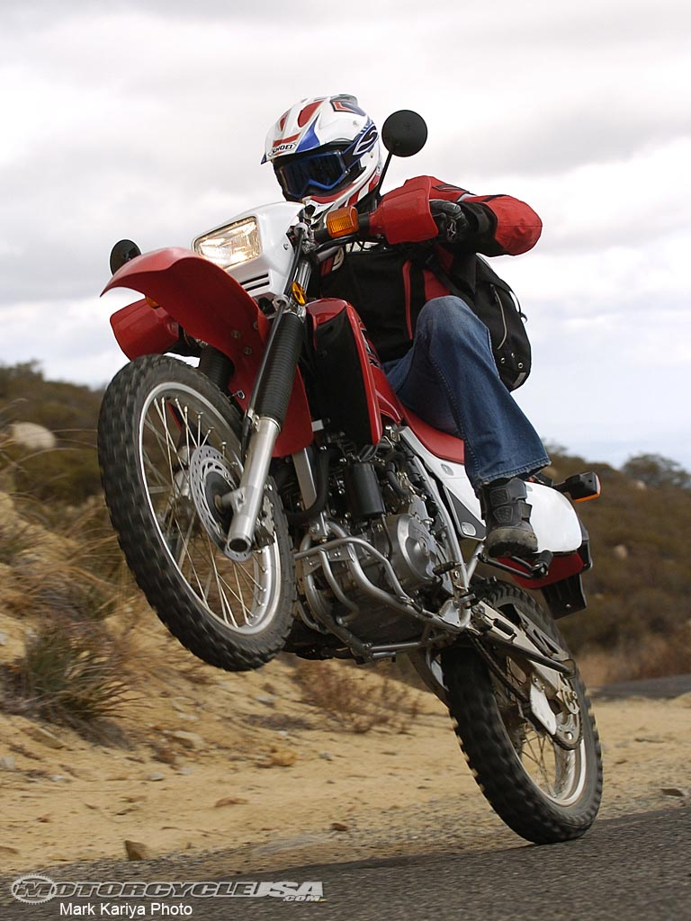 Honda Xr650l Motorcycles Specification Motorcycles And