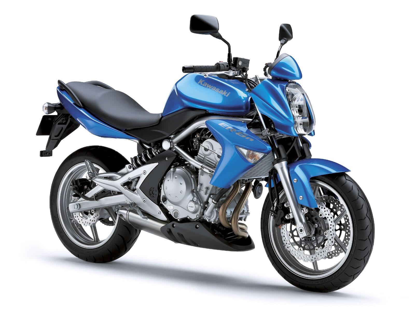 2008 Kawasaki Er 6 Simple Fast Motorcycles Motorcycles