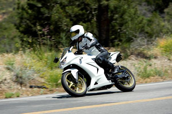 Kawasaki 250cc Bike