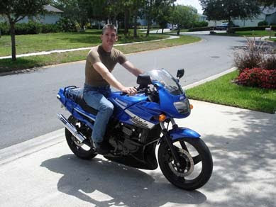 Kawasaki Ninja 500R Picture   Motorcycles and Ninja 250