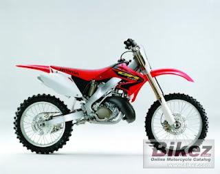 2002 Honda Cr250 Specs Honda Motorcycles Motorcycles