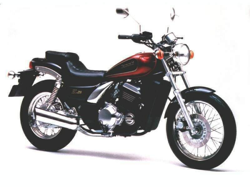 Kawasaki El250 D5 Motorcycles Specification