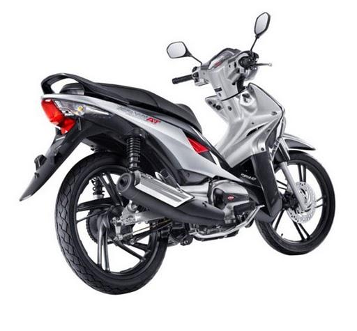 Suzuki Raider J Pro Spec And Price: 2010 Honda Matic Motorcycles