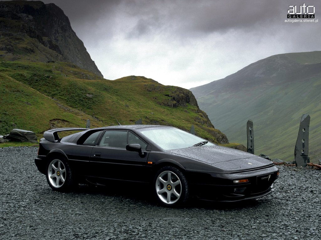 04 Mustang Gt >> SPORTS CARS PICTURES: Lotus Esprit V8 Pictures Collection