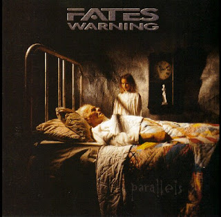 Fates Warning - Parallels Special Edition CD Review (Metal Blade)