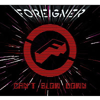 Foreigner - Can't Slow Down CD Review