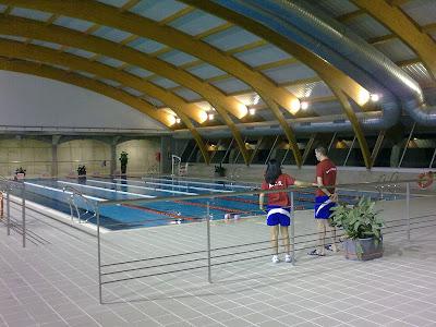 VILLAFRANCA DIGITAL Villafranca de los Barros ya disfruta de la piscina climatizada municipal