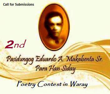 Maniriday: CALL FOR ENTRIES: The Second Pasidungog Eduardo Makabenta