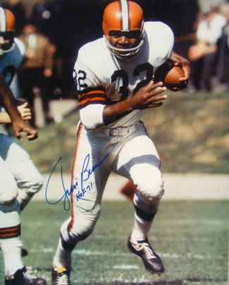 Many-Many More: Jim Brown's Career highlights and awards