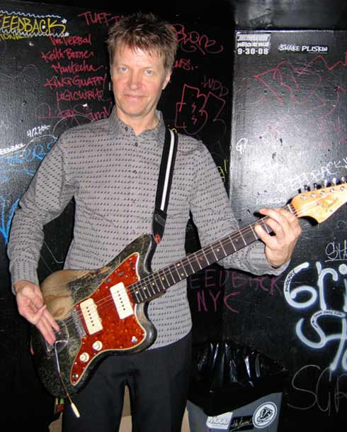 Noel Gallagher Jazzmaster.Iconic Guitar Com Nels Cline 1959 Jazzmaster
