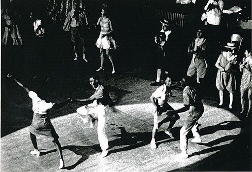 Baile Clandestino de Swing