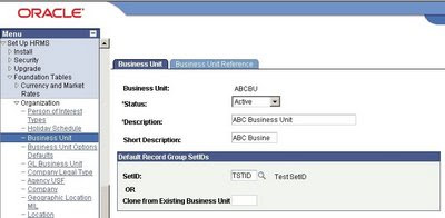 Peoplesoft Answers For Your Questions Tableset Sharing In