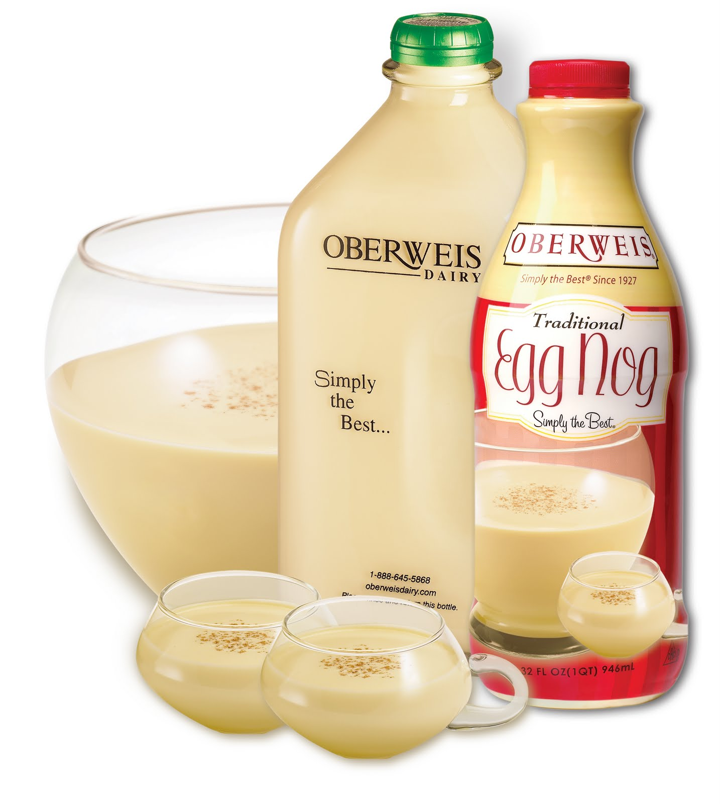 Egg Nog Using Heavy Cream: Oberweis Dairy: Egg Nog Cookie Recipe